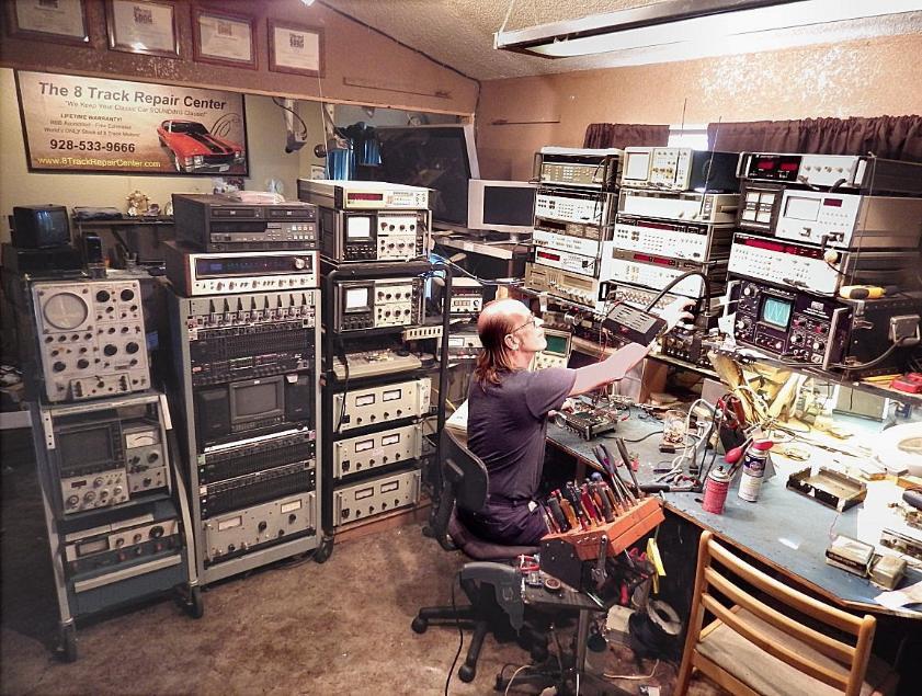 Classic Car Radio Repair - We Offer FM Conversions